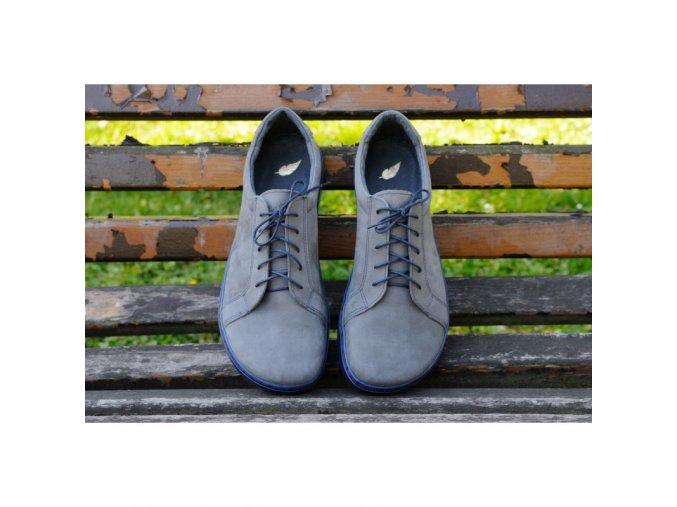 kozena barefoot obuv peerko 20 classic gray