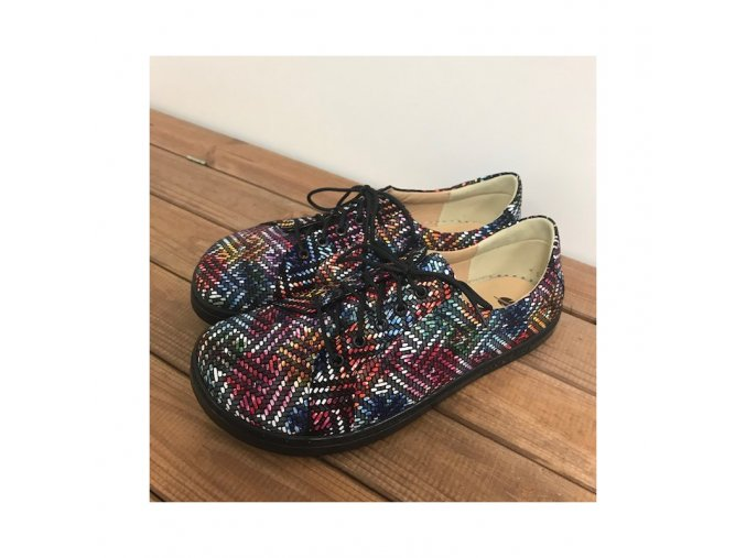 kozena barefoot obuv peerko 20 classic fun