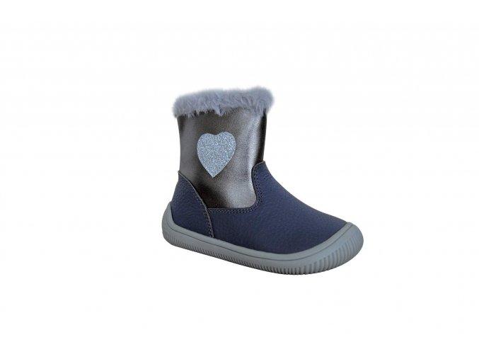 Barefoot zimní kozačky LORY, Protetika