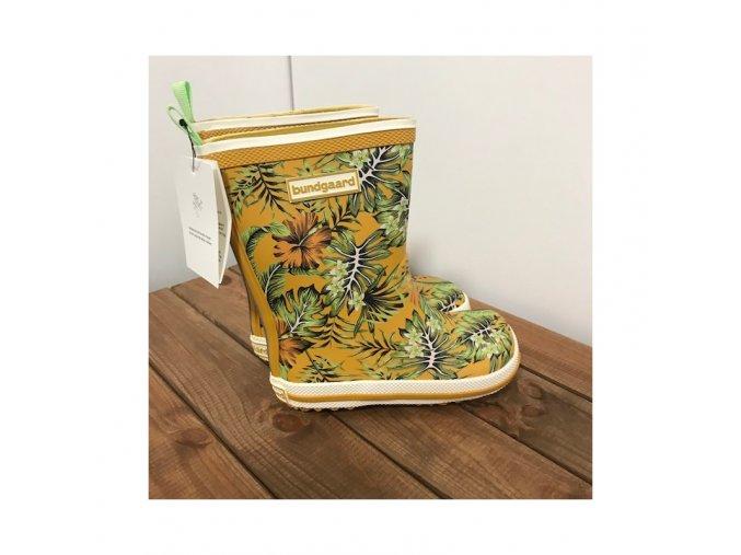 holinky classic rubber boots tropical bundgaard