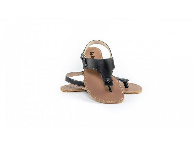 barefoot sandale be lenka promenade black 15598 size large v 1