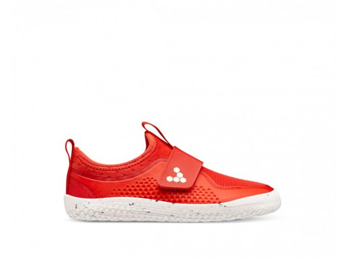 vivobarefoot primus sport ii kids fiery coral