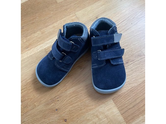 Kotníkové boty s membránou (model 2) - Lucas, Beda Barefoot