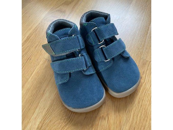Kotníkové boty s membránou (model 2) - Mateo, Beda Barefoot