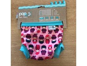 Plenkové plavky - Kokeshi Doll, Pop-in