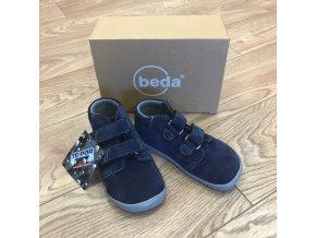 Celoroční boty s membránou - LUCAS (semiš), Boty Beda