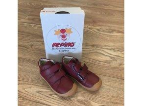 Celoroční kožené boty Chrisy fuchsia M, Ricosta Pepino