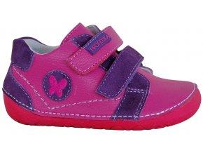 Celoroční kožené zateplené boty VALERY, Protetika