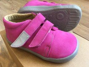 Celoroční kožené boty Rebecca, Boty Beda