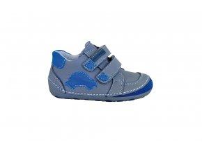 Celoroční kožené boty LEVIS grey, Protetika
