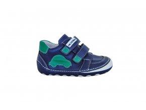 Celoroční kožené boty LEVIS green, Protetika
