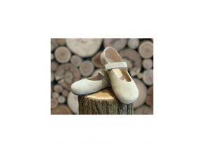 Lenka barefoot baleríny - Beige, Be Lenka