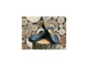 Lenka barefoot baleríny - Black, Be Lenka
