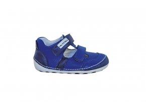 Barefoot sandály FLIP navy, Protetika