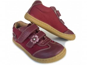 Leguan Nappa/Textile Berry W, Filii barefoot