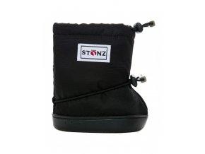 STONZ BOOTIES TODDLER - Black, STONZ