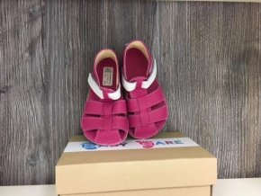 Baby Bare Shoes Waterlily - páskové sandále, Baby Bare Shoes
