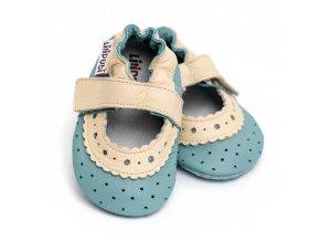 liliputi soft baby sandals iris 3425