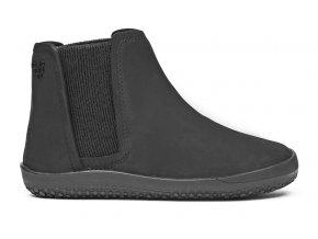 NEPAL K Leather Black, Vivobarefoot