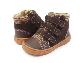 JAMIE Mocha - High-Top Sneaker, Livie and Luca EU