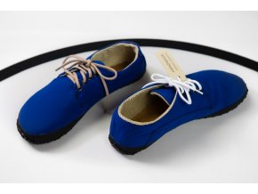 Sunbrella® modrá (Sundara), Ahinsa shoes