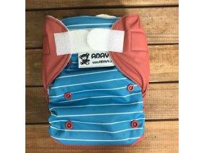 Anavy Easy 2015 SZ - Pejsek na cestách, Anavy