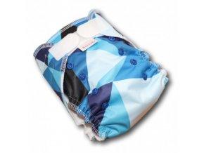 kapsova nepropustna plenka sz geo modra lillybe