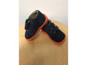 Celoroční kotníčkové Blue Mandarine, Beda Barefoot