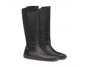 Vivobarefoot RYDER L Leather Black