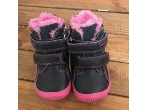 Zimní boty KABI NAVY, Protetika