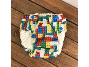 Tréninkové kalhotky PAT - Stavebnice, Anavy