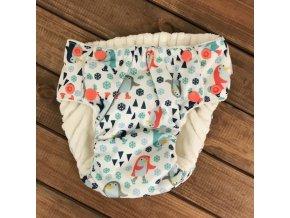 Tréninkové kalhotky PAT - Tučňák na bruslích, Anavy