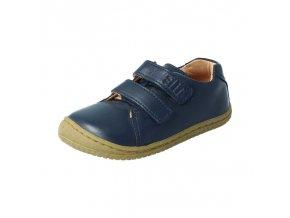 soft walk velcro bio leather ocean filii barefoot 2