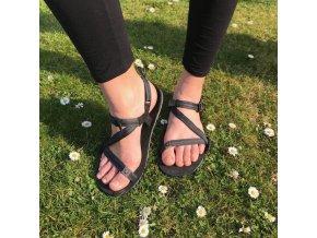 Z-TRAIL W Multi Black, Xero shoes