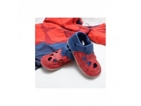 baby bare shoes io top stitch spider
