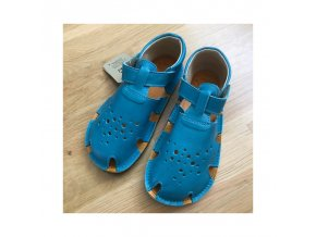 barefoot sandalky aranya turquoise tikki shoes