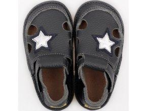 sandalky rock star podrazka 2 mm tikki shoes