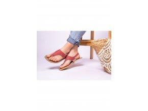 2345 9 barefoot sandaly be lenka promenade red