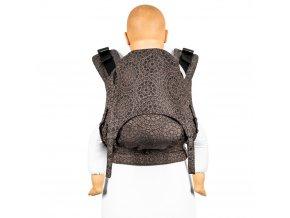 fidella fusion 2 full buckle tragehilfe mosaic mokkabraun toddler 2