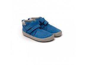 detske barefoot boty be lenka play azure be lenka