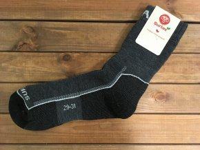 Ponožky Surtex FROTÉ (zima min. 95%), Surtex