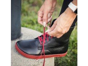 Kožená obuv peerko GO REBEL, Peerko