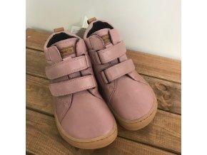 Barefoot kotníčkové boty Pink, Froddo