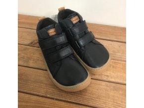 Barefoot kotníčkové boty Dark blue, Froddo