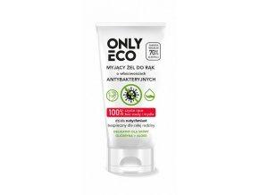 OnlyEco Gel na ruce s antibakteriálními účinky (50 ml)