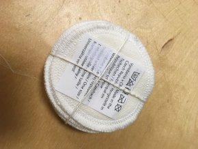 Pratelný kosmetický tampónek - sada 10 ks