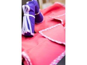 Přebalovací podložka malá 50x70 cm - růžová, Katka Černá