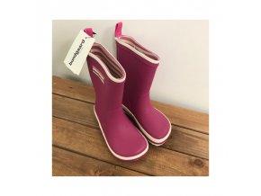holinky classic rubber boots raspberry bundgaard bundgaard 2
