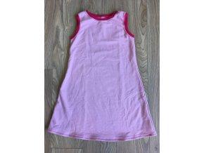 Šaty - růžové, Duomamas