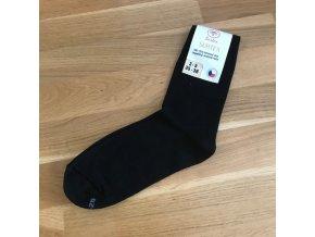 Ponožky Surtex společenské (černé), Surtex